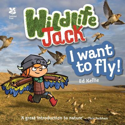 Wildlife Jack: I Want to Fly