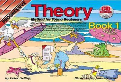 Young Beginner Theory Method: Book 1