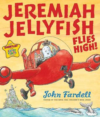 Jeremiah Jellyfish Flies High!