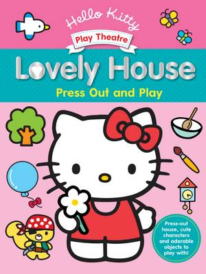 Hello Kitty Play Theatre Lovely House