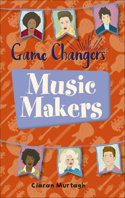 Reading Planet KS2 - Game-Changers: Music-Makers - Level 1: Stars/Lime band