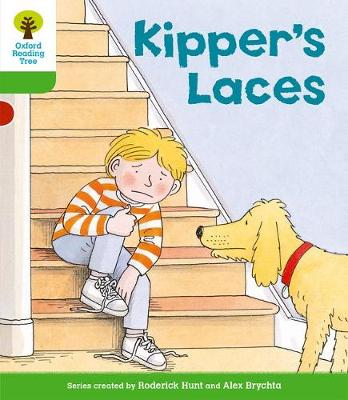 Oxford Reading Tree: Level 2: More Stories B: Kipper's Laces