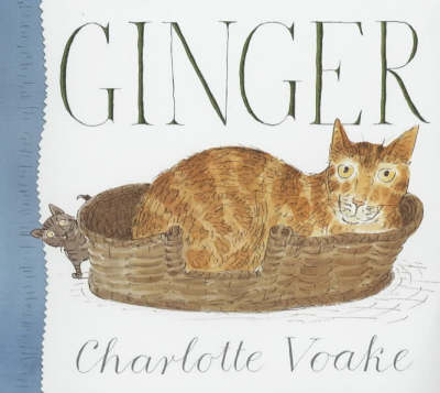 Ginger Board Book