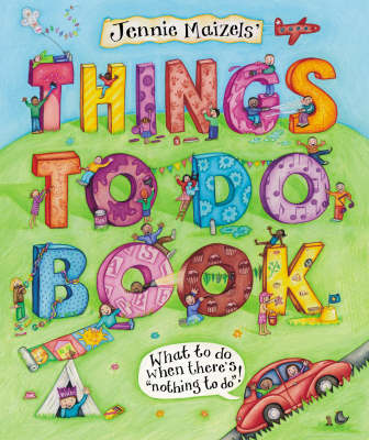 Things To Do Book