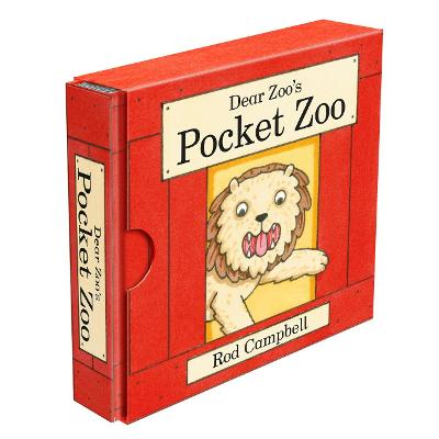 Dear Zoo's Pocket Zoo