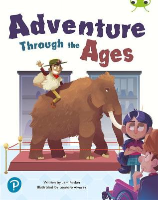 Bug Club Shared Reading: Adventure Through the Ages (Year 1)