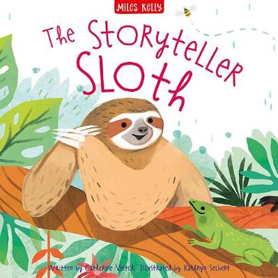 Forest Tales: The Storyteller Sloth