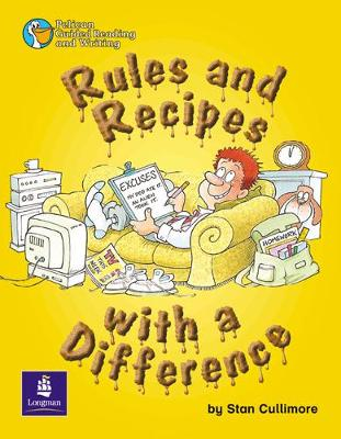 Rules and Recipes with a Difference Year 4
