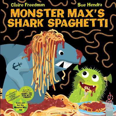 Monster Max's Shark Spaghetti