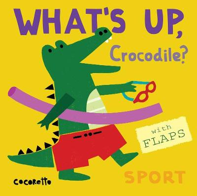What's Up Crocodile?: Sport
