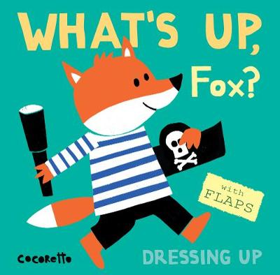 What's Up Fox?: Dressing Up