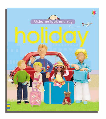 Usborne Look and Say Holiday