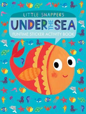 Under the Sea: Funtime Sticker Activity Book