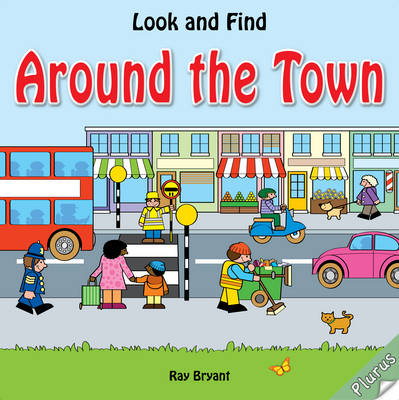 Look and Find: Around the Town