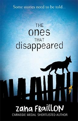 The Ones That Disappeared