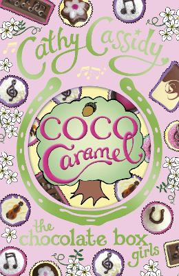 Chocolate Box Girls: Coco Caramel