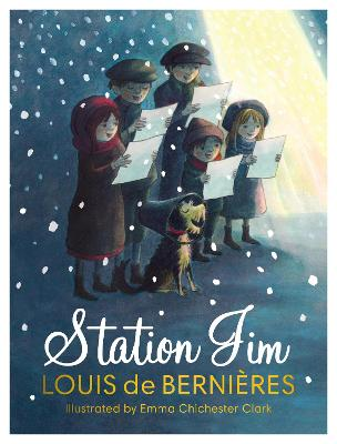 Station Jim: A perfect heartwarming Christmas gift for children and adults