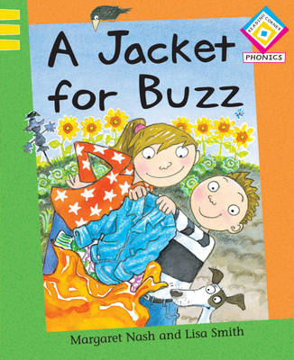 Reading Corner Phonics: A Jacket for Buzz