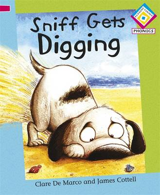 Reading Corner Phonics: Sniff Gets Digging