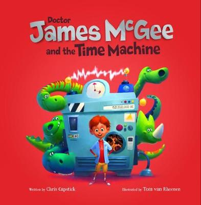 Dr James McGee: And the Time Machine