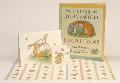 Guess How Much I Love You Gift Pack