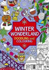 Winter Wonderland: Doodling and Colouring