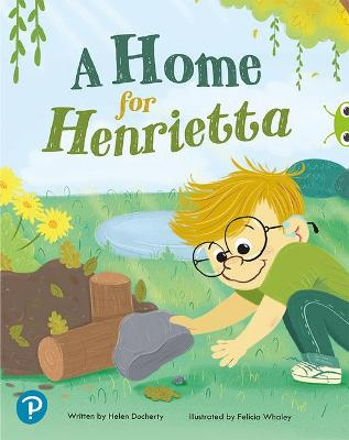 Bug Club Shared Reading: A Home for Henrietta (Year 1)