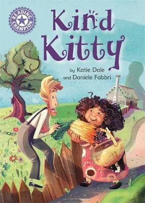Reading Champion: Kind Kitty: Independent Reading Purple 8