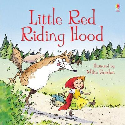 Book Reviews For Little Red Riding Hood By Susanna Davidson And