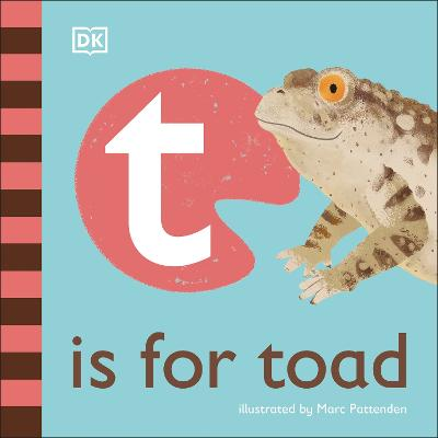 T is for Toad