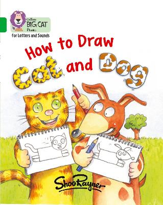 How to Draw Cat and Dog: Band 05/Green