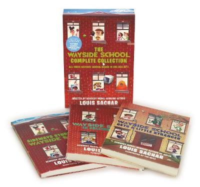 The Wayside School Collection Box Set: Wayside School Is Falling Down, Sideays Stories from Wayside School, Wayside School Gets a Little Stranger