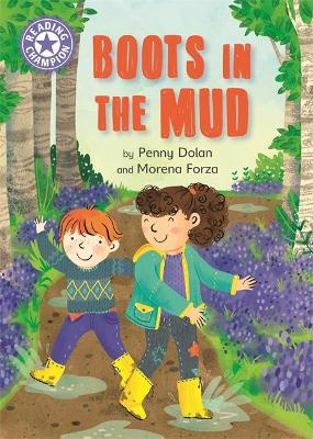 Reading Champion: Boots in the Mud: Independent Reading Purple 8