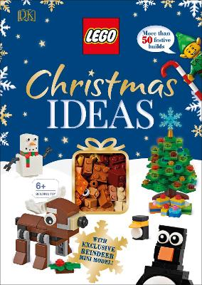LEGO Christmas Ideas: With Exclusive Reindeer Mini Model