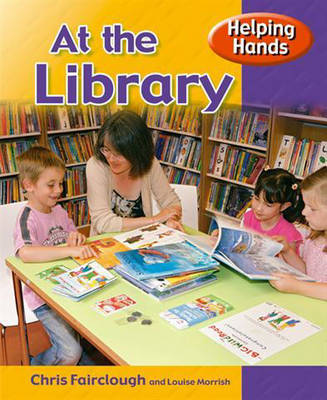 Helping Hands: At the Library