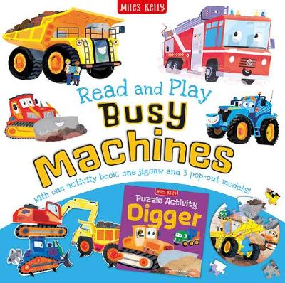 Read and Play Busy Machines