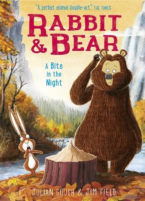 Rabbit and Bear: A Bite in the Night: Book 4