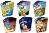 Oxford Reading Tree: All Stars: Pack 2: Class Pack (36 Books, 6 of Each Title)