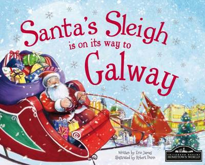Santa's Sleigh is on its Way to Galway