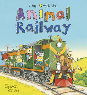 A Day with the Animal Railway