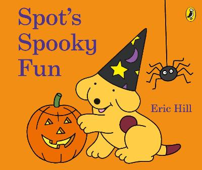 Spot's Spooky Fun: (Cased board edition)