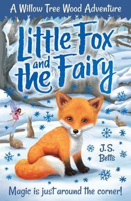 Willow Tree Wood Book 1 - Little Fox and the Fairy