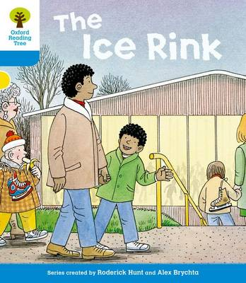 Oxford Reading Tree: Level 3: First Sentences: The Ice Rink
