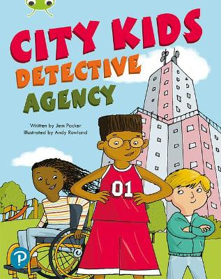 Bug Club Shared Reading: City Kids Detective Agency (Year 2)