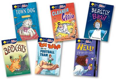 Oxford Reading Tree: All Stars: Pack 2A: Pack (6 Books, 1 of Each Title)