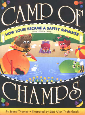 Camp of Champs: How Louie Became a Safety Swimmer
