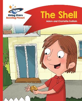 Reading Planet - The Shell - Red B: Comet Street Kids