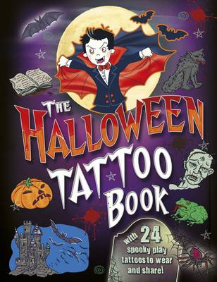 Halloween Tattoo Bk