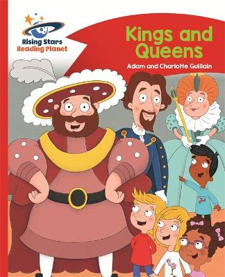 Reading Planet - Kings and Queens - Red B: Comet Street Kids