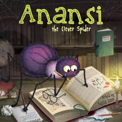 Anansi the Clever Spider